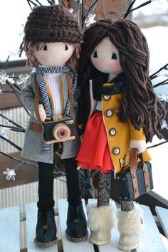 Lisa Dolls Harajuku, Dolls, Handmade, Style, Fashion, Baby Dolls, Swag, Moda, Hand Made