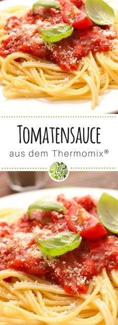 Tomatensauce aus dem Thermomix® Get the recipe classic – tomato sauce from the Thermomix home! Suitable for and Related posts: My dearest tomato sauce – also a bit sharper Cooking Dishes, Cooking Time, Kneading Dough, Sauce Tomate, Vegetable Dishes, How To Cook Pasta, Relleno, Casserole Dishes, Food To Make