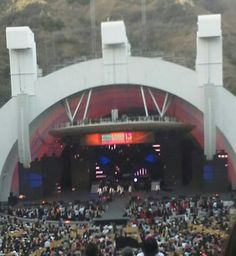 Got-7 at the Korea Times Music Festival at Hollywood Bowl. I saw them last night!!! 12 performances altogether, including EXID, Apink, TVXQ, Kim Bum Soo and more... :D ♡ so much fun!! Sorry for the blurriness, the camera was shaking because of my excitement, haha.