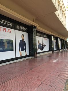 Attica department store and replay hyperfles Athens Greecs