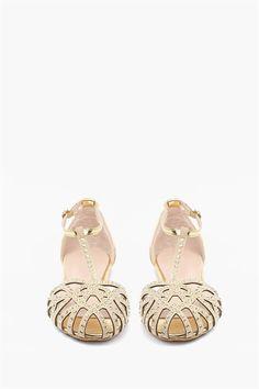 Khaleesi Sandals