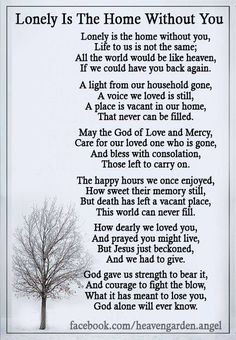In memory poems – Sky Gets Sad – Heavens Garden I Miss You Quotes, Dad Quotes, Life Quotes, Remember Quotes, Sweet Quotes, Prayer Quotes, In Loving Memory Quotes, Bob Marley, I Miss My Mom