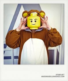 Artists Create LEGO Self-Portraits, Reimagined Themselves As Minifigs
