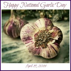 Love garlic? Check out this recipe.