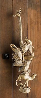 Australian design door knocker #doorknocker #australia