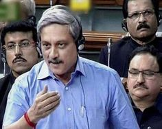 Sachaa News   New Delhi [India], Dec 2 :  Defence Minister Manohar Parikkar on Friday said West Bengal Chief Minister Mamata Banerjee'...