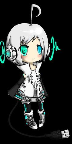 Soooooooooooo CCCCCCCUUUUUUUUUUUUTTTTTTTTTTTTTTEEEEEEEEEEEEE!!!!!!!!!!!!!!!!!!!! Vocaloid Piko, Hatsune Miku, Anime Chibi, Anime Art, Kagamine Rin And Len, Kawaii, Mystic Messenger, Manga Drawing, Tokyo Ghoul