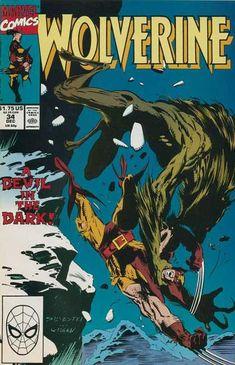 Wolverine, Classic Marc Silvestri