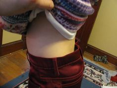 Tutorial on adding an adjustable waist to any pants -- perfect for baby and toddler pants! I have a feeling I will need this