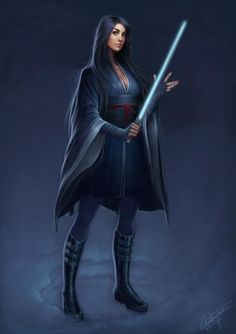 If I were a Jedi this is how I would look.