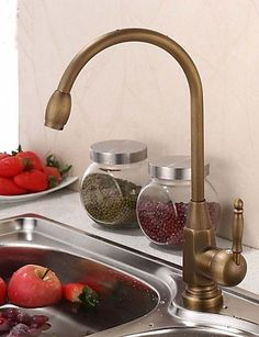 Best Vintage Kitchen Faucets Images On Pinterest Kitchen - Vintage style kitchen faucets