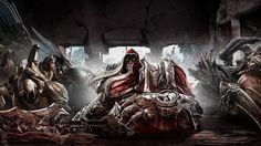 War darksiders horsemen of apocalypse wallpaper