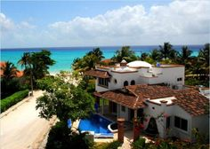 Beachfront Community Homes for Sale Playa del Carmen