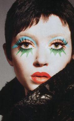 Mod makeup