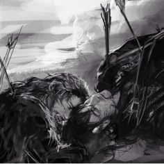 Death of Fili and Kili Oakenshield. I don't know if I'll be able to handle it....