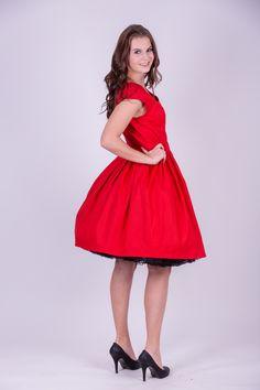 šaty 50. léta z mého shopu na http://www.fler.cz/shop/miamodels
