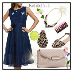 """""""Perfect Style from TWINKLEDEALS (10/IV)"""" by albinnaflower ❤ liked on Polyvore featuring Anastasia Beverly Hills, vintage and twinkledeals"""