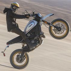 Scramblers & Trackers | Tag #scramblerstrackers | Introducing the @scramblerducati 'Desert Sled' | Photo by @jeff_allen_photos #scramblerducati #ducati #ducatiscrambler #desertsled #scrambler #tracker #scramblers #trackers. See more on our profile or at www.facebook.com/scramblerstrackers