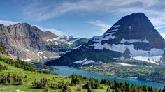 Six Day Hikes in Glacier National Park to Beautiful Alpine Lakes