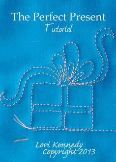 Tutorial, Free Motion Quilting Lori Kennedy The Inbox Jaunt