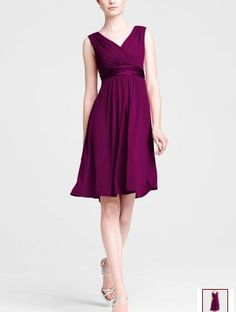 http://www.davidsbridal.com/Product_Sleeveless-Jersey-Dress-with-Charmeuse-Waist-Band-E44239_Bridal-Party-Bridesmaids-Shop-By-Color