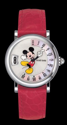 Gerald Genta Mickey Mouse The Ultimate Mickey Mouse Watch