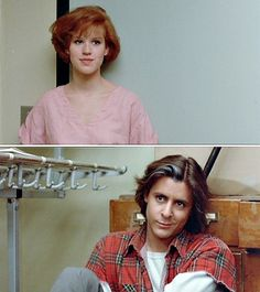 The Breakfast Club <3 this is my favorite scene in the whole movie!