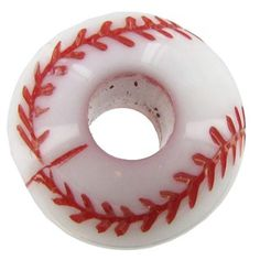 $4.99 for 25 Bead Design Co. Plastic Baseball Beads | Shop Hobby Lobby
