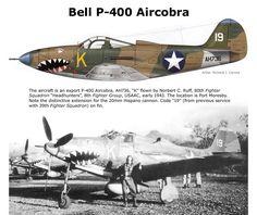 Bell P-400 Aircobra