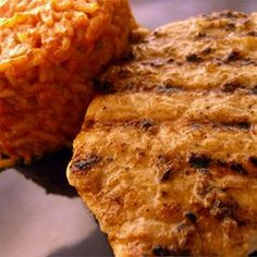 Coriander and Cumin Rubbed Pork Chops   Chops rubbed with a simple but flavorful spice and garlic mixture. For an even more potent result, toast and grind the spices yourself.