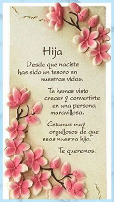 Happy Birthday Greetings Friends, Birthday Blessings, Happy Birthday Quotes, Birthday Messages, Happy Birthday Daughter, Happy Birthday Flower, Spanish Inspirational Quotes, Inspirational Prayers, Dear Daughter