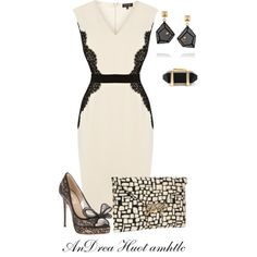 """""""Formal Date Night"""", created by amhtlc on Polyvore"""
