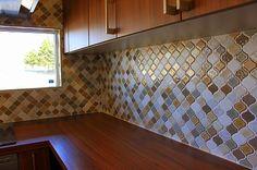 Nagoya mosaic tile.