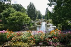 new york botanical garden flower gardens | Germany's Gardens and Parks - Gardens and Parks in Germany