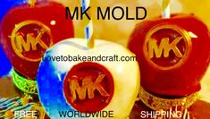 This is a selection of superb product specifically made for cake decorating and Cupcake Tutorial, Cake Topper Tutorial, Mini Candy Apples, Michael Kors Cake, Cake Stencil, Stencils, Fondant Tools, Baby Cake Topper, Logo Cookies