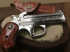 Bond Arms: King of Derringers Bond Arms of Granbury, Texas made quite a showing at the Blue August gun writers' conference in Orlando last week. With a fla