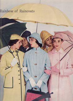 """myvintagevogue: """" Seventeen Magazine March photos by Diane & Allan Arbus """" Vintage Vogue, Vintage Glamour, Vintage Beauty, Vintage Ads, Vintage Photos, 1960s Fashion, Vintage Fashion, Vintage Style, Vintage Couture"""