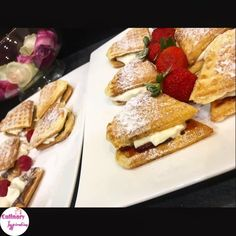 Waffle Sandwiches recipe by Fatima A Latif posted on 19 May 2019 . Recipe has a rating of by 1 members and the recipe belongs in the Breakfast, Brunch recipes category Churros, Donuts, Snowflake Cake, Sandwiches, Custard Filling, Waffle Iron, Food Categories, Sandwich Recipes, Brunch Recipes