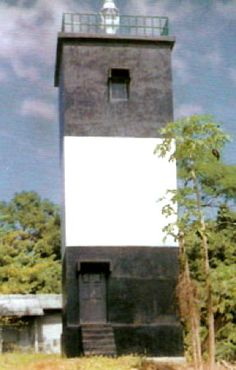 Lighthouses of India: Andaman and Nicobar Islands, Interview Island