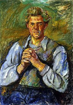 Kolig Anton Gustav Klimt, Anton, Lucian Freud, Attitude, Studio Portraits, Figurative Art, Art Station, Painters, Austria
