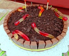 How to throw an Insect or Bug themed party. - Mommy Snippets