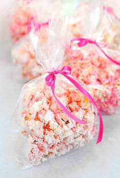 Valentine Popcorn | 27 Adorable Valentine's Day Treats You Can Make