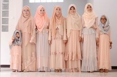 GDa'S Gallery: Bi Dini wedding (part 1) - hijab  This is so cute!