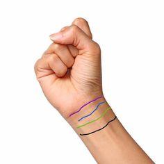 Was die Linien an deinem Handgelenk über dich aussagen