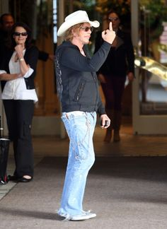 The Mickey Rourke