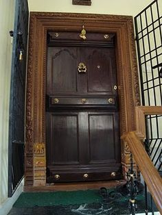 Kerala home kerala architecture for Traditional main door design