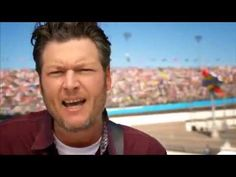 Blake Shelton Has A Message For Every NASCAR Fan, I Can't Believe He Would Say This!