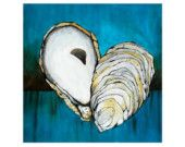 lisa congdon  Oyster Painting