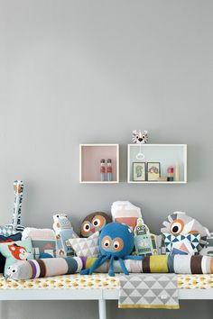 Ferm Living Cushions & Music Toys For Kids Casa Kids, Deco Kids, Nursery Neutral, Kid Spaces, Kids Decor, Boy Room, Kids Bedroom, Kids Rooms, Room Inspiration