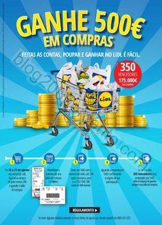 Novo Passatempo LIDL 175.000€ em compras grátis - 18 a 31 agosto - http://parapoupar.com/novo-passatempo-lidl-175-000e-em-compras-gratis-18-a-31-agosto/